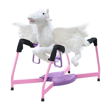 Radio Road Toys Spring Pegasus With Sound and Motion