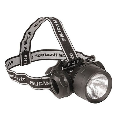 Pelican™ HeadsUp Lite™ 2600 Headlight, Black