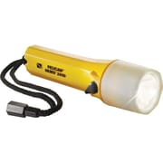 Pelican™ StealthLite™ 2410PL LED Flashlight With Photoluminescent Shroud, Yellow
