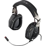 Mat Catz Cyborg F.R.E.Q. 5 MCB434030002/02/1 Stereo Gaming Headset, Black