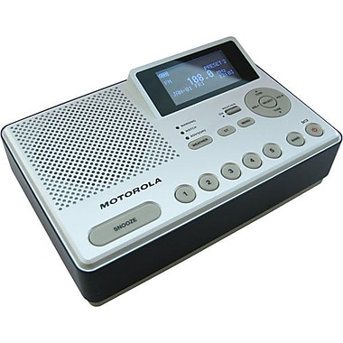 Motorola MWR839 AM/FM Weather Radio