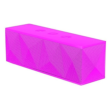 DreamGEAR® i.Sound® 5358 Pyramid Rechargeable Portable Bluetooth Speaker With Speakerphone, Pink