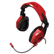 Mat Catz Cyborg F.R.E.Q.7 MCB434020013/02/1 Surround Sound Gaming Headset, Red