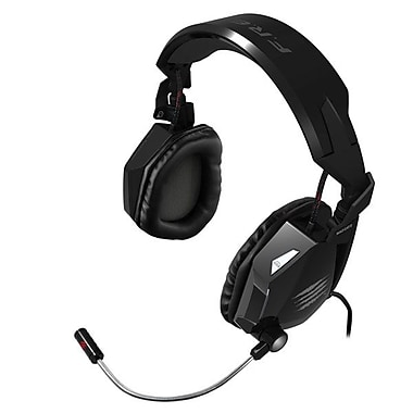 Mat Catz Cyborg F.R.E.Q.7 MCB4340200C2/02/1 Surround Sound Gaming Headset, Glossy Black