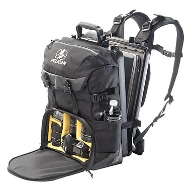 Pelican™ S130 Sport Elite Laptop/Camera Divider Pack, Black