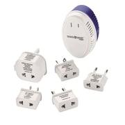 Conair® Travel Smart® Hi 1875 W Converter Adapter Set, White