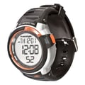 Freestyle Sport Mariner Watch, Black/Orange