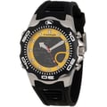 Freestyle Sport Shark X 2.0 Watch, Black/Yellow