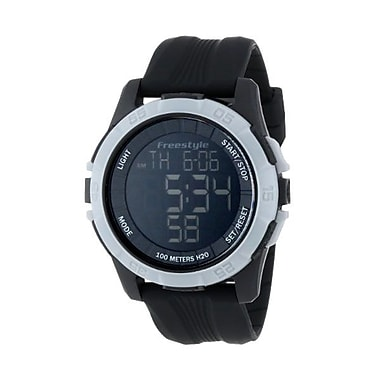 Freestyle Sport Kampus XL Watch, Black/White