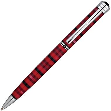 Monteverde® Strata™ Ballpoint Pen, Red