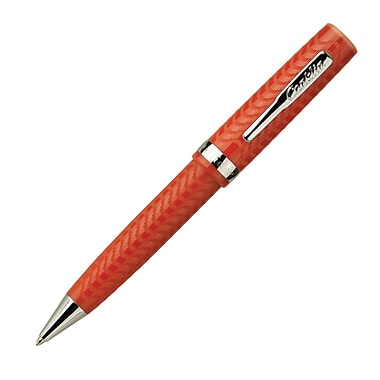 Conklin® Glider Chased Ballpoint Pen, Coral