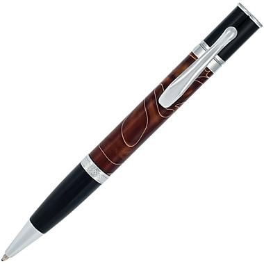 Monteverde® Jewelria™ Ballpoint Pen, Brown