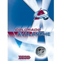 Turner Licensing® Colorado Avalanche Notebooks, 10 1/2in. x 5in.
