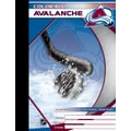 Turner Licensing® Colorado Avalanche Composition Notebooks, 9 3/4in. x 7 1/2in.