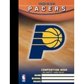 Turner Licensing® Indiana Pacers Composition Notebooks, 9 3/4in. x 7 1/2in.