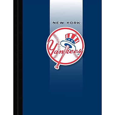 Turner Licensing® New York Yankees Composition Notebooks, 9 3/4in. x 7 1/2in.