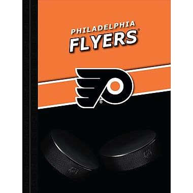 Turner Licensing® Philadelphia Flyers Composition Notebooks, 9 3/4in. x 7 1/2in.