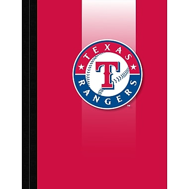 Turner Licensing® Texas Rangers Composition Notebooks, 9 3/4in. x 7 1/2in.
