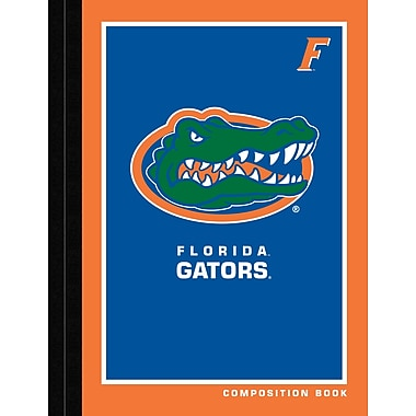 Turner Licensing® Florida Gators Composition Notebooks, 9 3/4in. x 7 1/2in.
