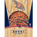 Turner Licensing® Atlanta Hawks Notebooks, 10 1/2in. x 5in.