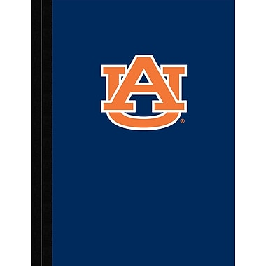 Turner Licensing® Auburn Tigers Composition Notebooks, 9 3/4in. x 7 1/2in.