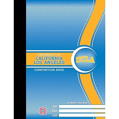 Turner Licensing® Ucla Bruins Composition Notebooks, 9 3/4in. x 7 1/2in.