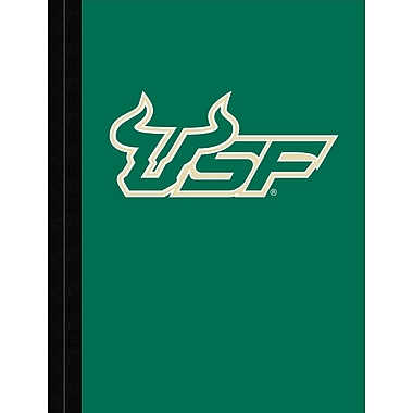 Turner Licensing® South Florida Bulls Composition Notebooks, 9 3/4in. x 7 1/2in.