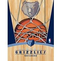 Turner Licensing® Memphis Grizzlies Notebooks, 10 1/2in. x 5in.