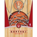 Turner Licensing® Toronto Raptors Notebooks, 10 1/2in. x 5in.