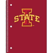 Turner Licensing® Iowa State Cyclones Notebooks, 10 1/2 x 5