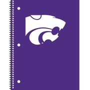 Turner Licensing® Kansas State Wildcats Notebooks, 10 1/2 x 5
