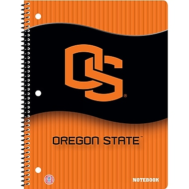 Turner Licensing® Oregon State Beavers Notebooks, 10 1/2in. x 5in.