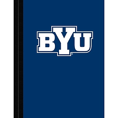 Turner Licensing® Brigham Young Cougars Composition Notebooks, 9 3/4in. x 7 1/2in.