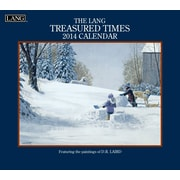 LANG® Treasured Times 2014 Wall Calendar