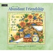 LANG® Abundant Friendship 2014 Wall Calendar