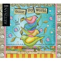 LANG® Artisan Color My World 2014 Wall Calendar