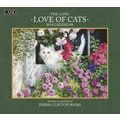 LANG® Love Of Cats 2014 Wall Calendar