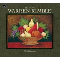 LANG® Warren Kimble 2014 Wall Calendar