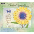 LANG® Botanical Inspiration 2014 Wall Calendar