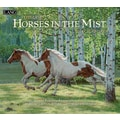 LANG® Horses In The Mist 2014 Wall Calendar
