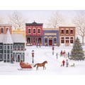 LANG® Holly Inn Boxed Christmas Cards