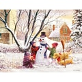 LANG® Frosty Boxed Christmas Cards