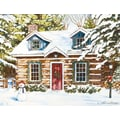 LANG® Cabin Holiday Boxed Christmas Cards