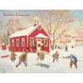 LANG® Country School Boxed Christmas Cards