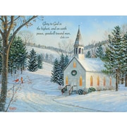LANG® Country Cheer Boxed Christmas Cards