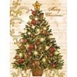 LANG® Christmas Tree Boxed Christmas Cards