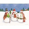 LANG® Dapper Snowmen Boxed Christmas Cards