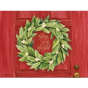 LANG® Herb Wreath Boxed Holiday Cards