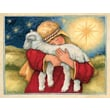 LANG® The Lord Is My Shepherd Assorted Boxed Christmas Cards, 2/Set