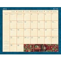 LANG® Heart & Home 2014 Desk Pad Calendar